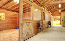Dunsop Bridge stable construction leads